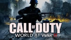 of duty world at war setup free