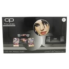 cp trens color bar makeup studio