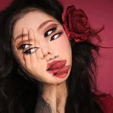 illusion makeup artist dain yoon