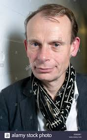 Andrew Marr MC of A Celebration of poet Adrian Mitchell the English Stock  Photo - Alamy