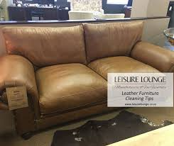 7 leather furniture cleaning tips