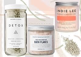 bath salts soaks to relieve stress