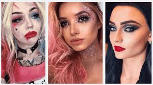 8 easy halloween makeup looks you can
