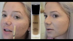 kiko makeup foundation reviews