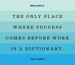 quotes quote of the day work success just a dash
