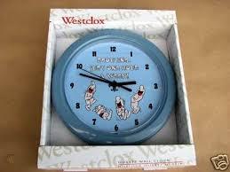 fun boy scout leader clock gift idea