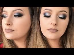 smokey eye prom makeup cat eye makeup