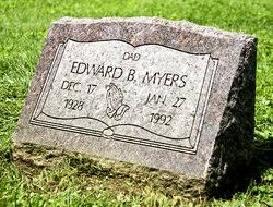 Edward Byron Myers, Sr (1928-1992) - Find A Grave Memorial