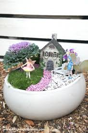 how to make a fairy garden laughing