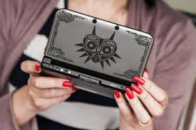 Zelda Universe On Twitter Get Your 3ds Ready For Majora S Mask With This Vinyl Decal Https T Co Mfydjxiuyg Http T Co Twmyy7m1dz