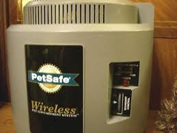 Pif 300 Pet Safe Containment Fence Transmitter Wireless 133427068