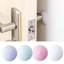 Best Sale 56f53a Wall Thickening Mute Fenders Rubber Fender Handle Door Lock Protective Pad Kids Room Decoration Wall Stickers Cicig Co
