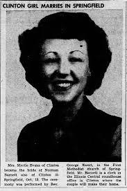 Myrtle Evans Marriage - Newspapers.com