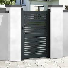aluminium garden gates the otley