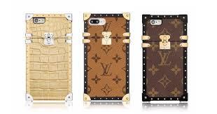 louis vuitton leather wallet phone case