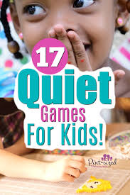 17 quiet games for kids that you ll