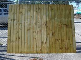 Shop 6x8 Treated Promo Fence Panel 1 2x4 At Mccoy S