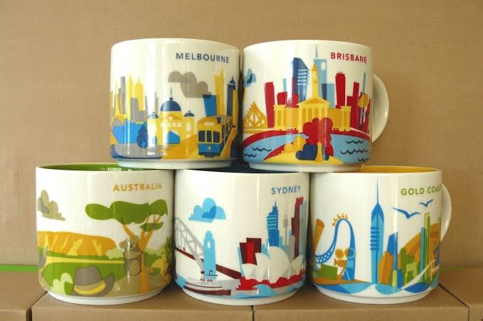 Image result for STARBUCKS AUSTRALIA MUG""
