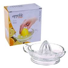 lemon citrus juicer glass chef