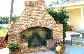 fireplace build your own patio backyard