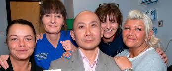 Mum and daughter's charitable donation - Swansea Bay University Health Board