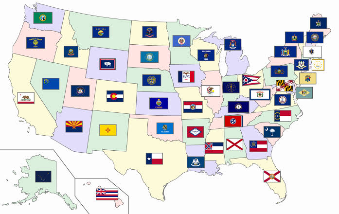 all 50 us states summary and short information of all us states.