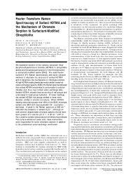 PDF) Fourier Transform Raman Spectroscopy of Sorbed HDTMA and the Mechanism  of Chromate Sorption to Surfactant-Modified Clinoptilolite | Enid Sullivan  Graham - Academia.edu