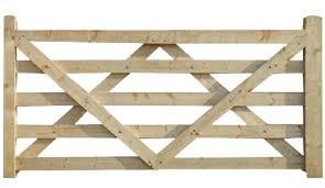 Wooden Field Gate Transparent Image Free Png Images