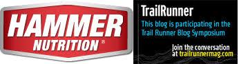hammer nutrition logo and trail runner