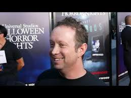Oliver Robins Relives Poltergeist at Halloween Horror Nights - YouTube