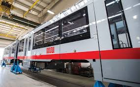 testing of new muni trains concludes