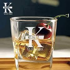 dezains whiskey glasses set of 2
