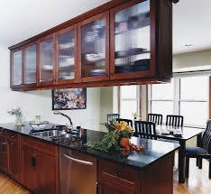 glass upper cabinet doors