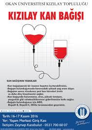 Kızılay Kan Bağışı Günleri - İstanbul Okan Üniversitesi