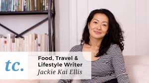 How Food Writer and Lifestyle Expert Jackie Kai Ellis Found Fulfilment From  the Power of Choice - YouTube