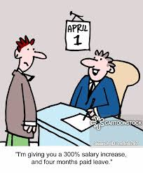 April Fool Cartoons and Comics - funny pictures from CartoonStock