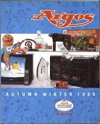 Argos No 30 1988 Autumn Winter By Retromash Issuu