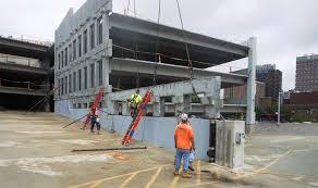 vamc philadelphia parking structure