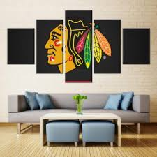 Chicago Canvas Wall Art Home Office Decor Enjoy Canvas