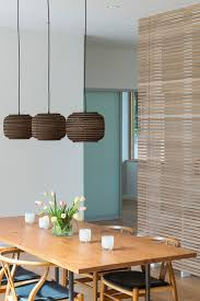 try slatted wood walls to define spaces