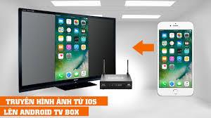 Tổng hợp cách kết nối iPhone iPad để truyền hình ảnh lên TV