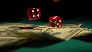 Red Dice Falling On Money, Video de stock (totalmente libre de ...