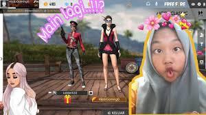 Main sama Abiyu tapi gk ada Dean😆😆 *Free Fire   Hijab Gaming - YouTube