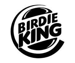 Birdie King Disc Golf Funny Best Decal Car Window Vinyl Decal Sticker Laptop Ebay