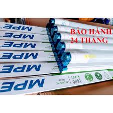 Combo 5 Bộ Bóng & Máng Đèn Led Tuýp 1m2 ( 1.2 met ) MPE