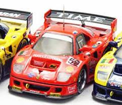 Ferrari F40gte Hg W 59 Decal Metal Resin Kit Hobbysearch Model Car Kit Store