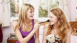 tween daughter wants to wear makeup