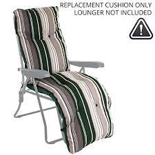 sun lounger reclining recliner chairs