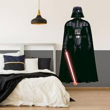 Star Wars Classic Darth Vader Giant Wall Decals Us Wall Decor