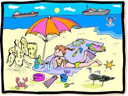 Scholaris - Galeria ilustracji dotyczących wakacji